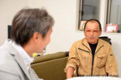 畑山隆則さんとの対談がB-plusに掲載されました