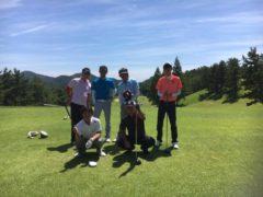 職場 ゴルフ